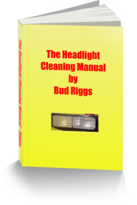Your Headlight Cleaning Manual